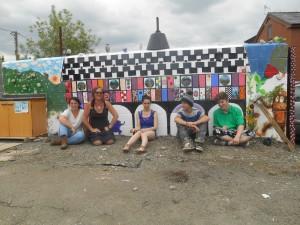 Wall art Llani